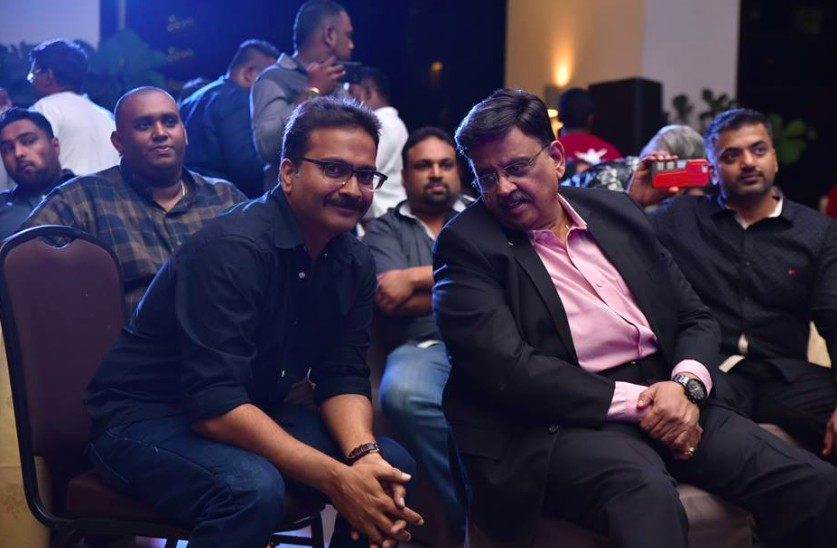 SPB Charan Reveals What It's Like Growing Up With SP Bala   Varnam MY