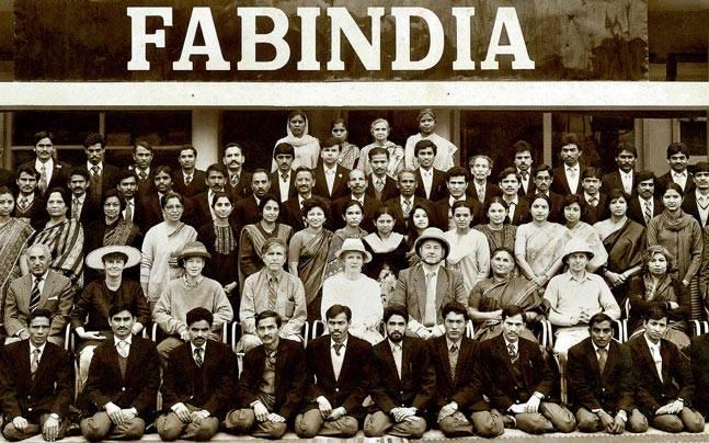 Fabindia 60 years ago